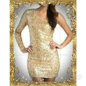 Baby Phat GOLD GLAM STUDIO Dress '- 60-%OFF